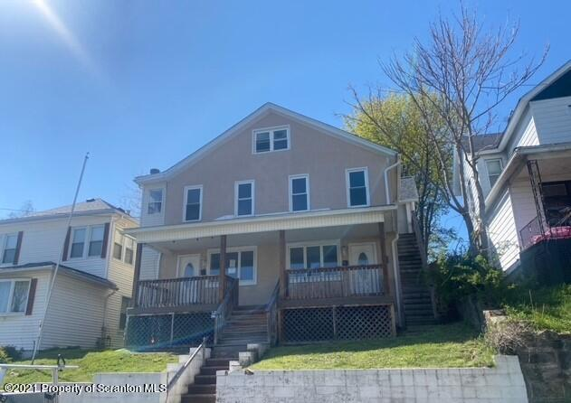 503 505 Garfield Ave, Scranton, Pennsylvania 18504, ,Multi-Family,For Sale,505 Garfield,21-1660