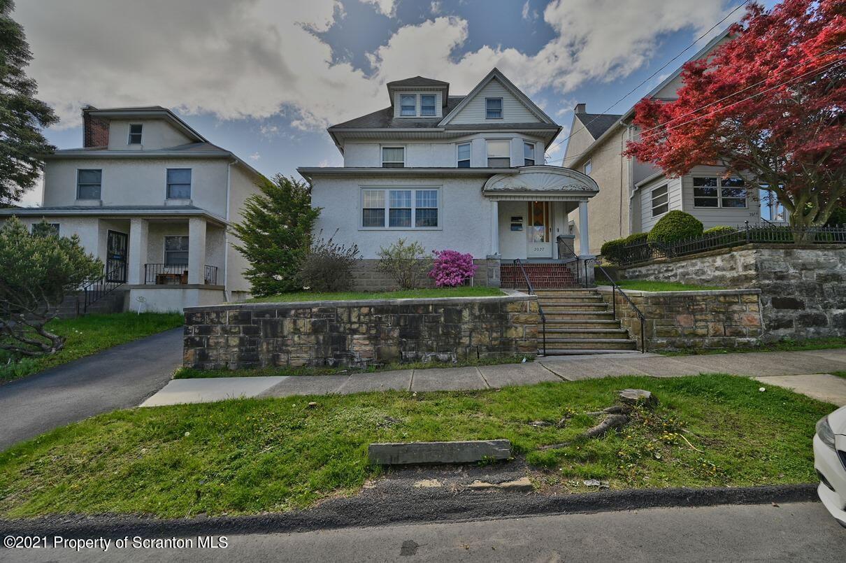 2027 Prospect Ave, Scranton, Pennsylvania 18505, ,Multi-Family,For Sale,Prospect,21-1689