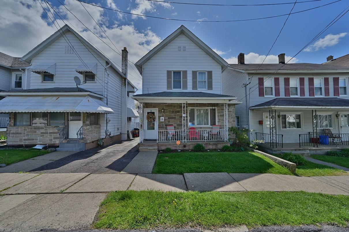 135 Van Buren Ave, Scranton, Pennsylvania 18504, 3 Bedrooms Bedrooms, 6 Rooms Rooms,1 BathroomBathrooms,Single Family,For Sale,Van Buren,21-1717