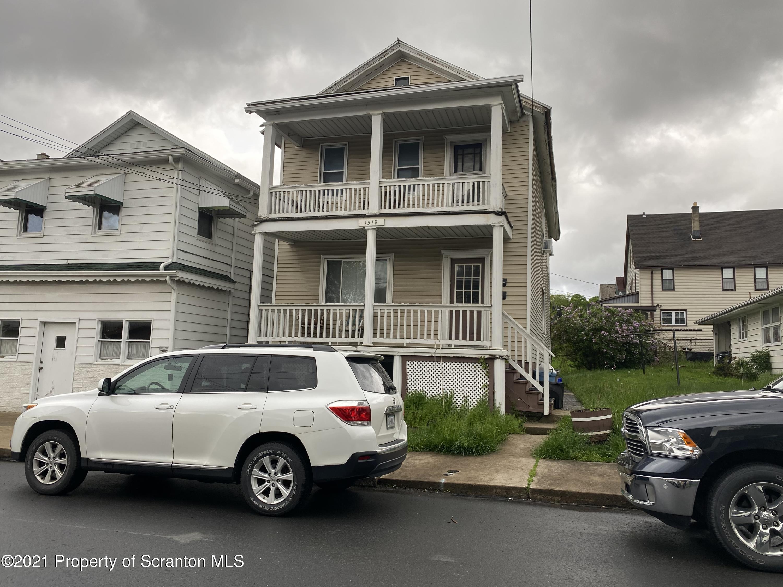 1319 Prospect Ave, Scranton, Pennsylvania 18505, ,Multi-Family,For Sale,Prospect,21-1715