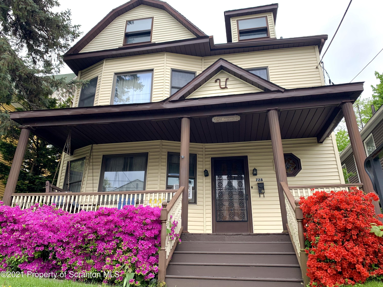 728 Prescott Ave, Scranton, Pennsylvania 18510, 3 Bedrooms Bedrooms, 6 Rooms Rooms,2 BathroomsBathrooms,Single Family,For Sale,Prescott,21-1777