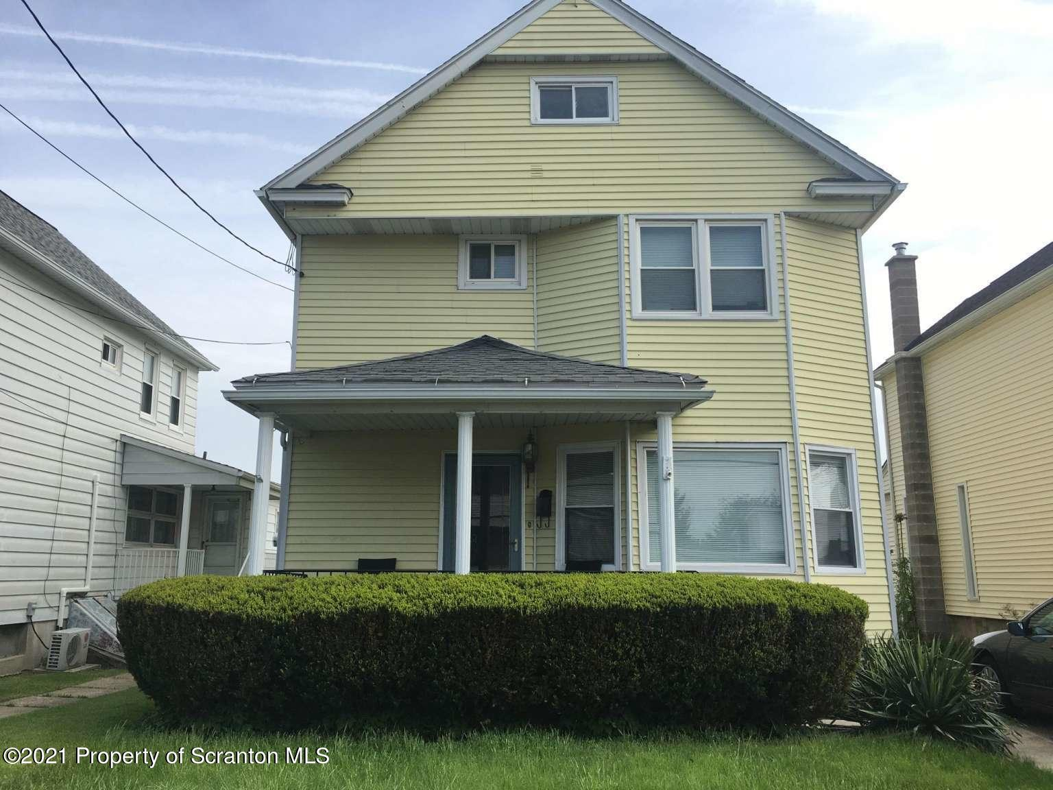1150 Loomis Ave, Taylor, Pennsylvania 18517, 3 Bedrooms Bedrooms, 6 Rooms Rooms,2 BathroomsBathrooms,Single Family,For Sale,Loomis,21-1824