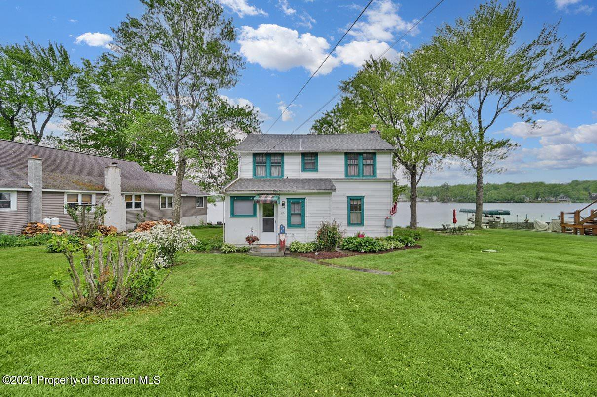 166 Willow Ave, Greenfield Twp, Pennsylvania 18407, 4 Bedrooms Bedrooms, 8 Rooms Rooms,2 BathroomsBathrooms,Single Family,For Sale,Willow,21-2147