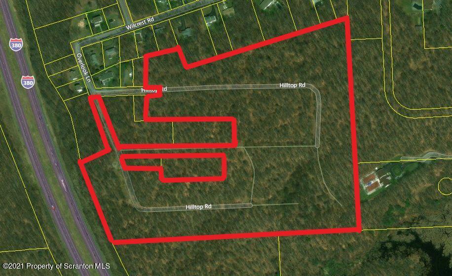 Hilltop Rd, Roaring Brook Twp, Pennsylvania 18444, ,Land,For Sale,Hilltop,21-2428