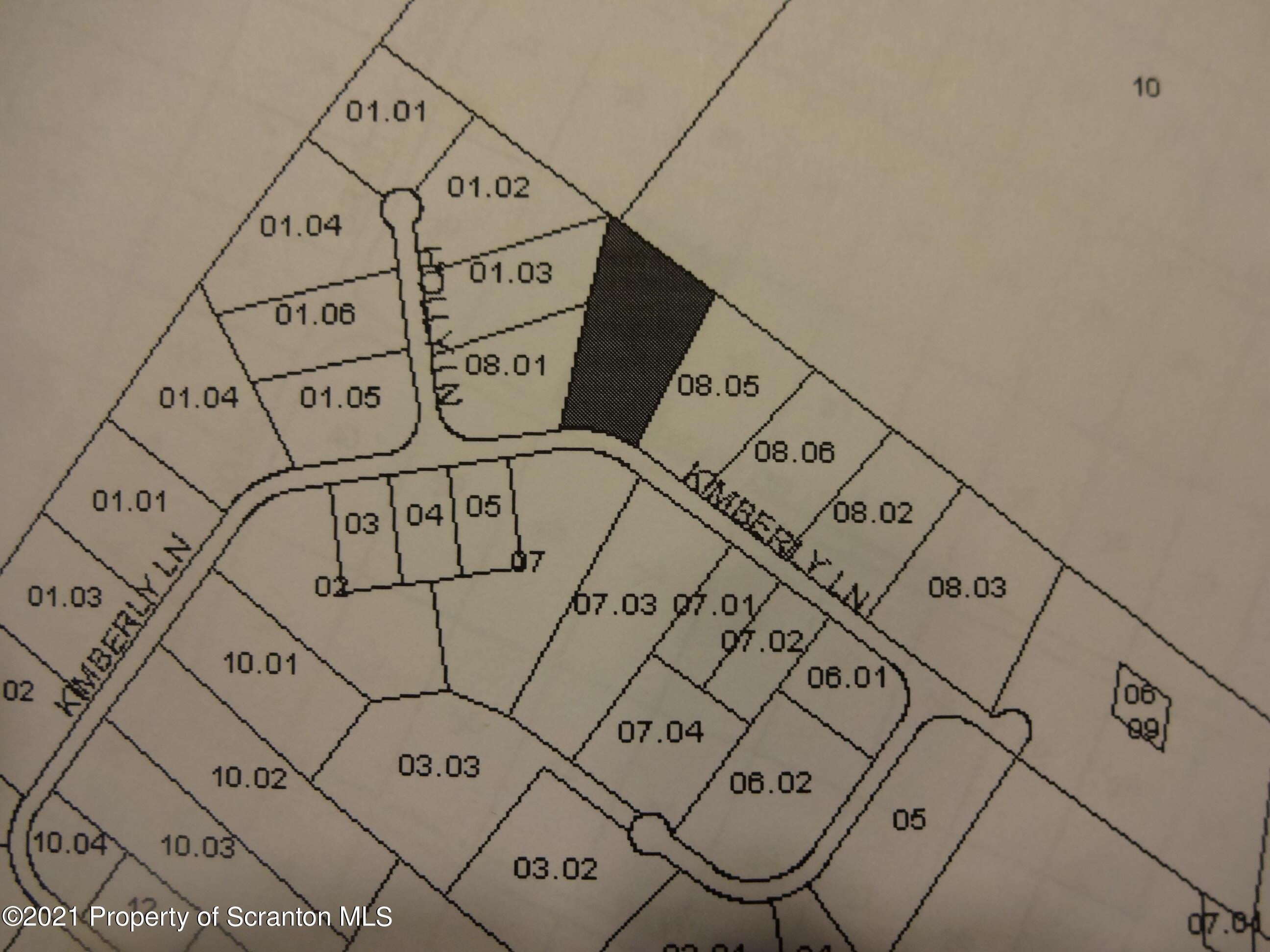 17 Kimberly Ln, Thornhurst, Pennsylvania 18424, ,Land,For Sale,Kimberly,21-2417