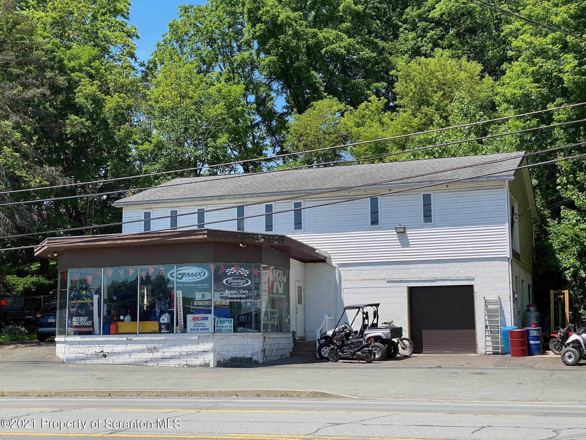 615 Hunter Hwy, Tunkhannock, Pennsylvania 18657, ,1 BathroomBathrooms,Commercial,For Sale,Hunter,21-2449