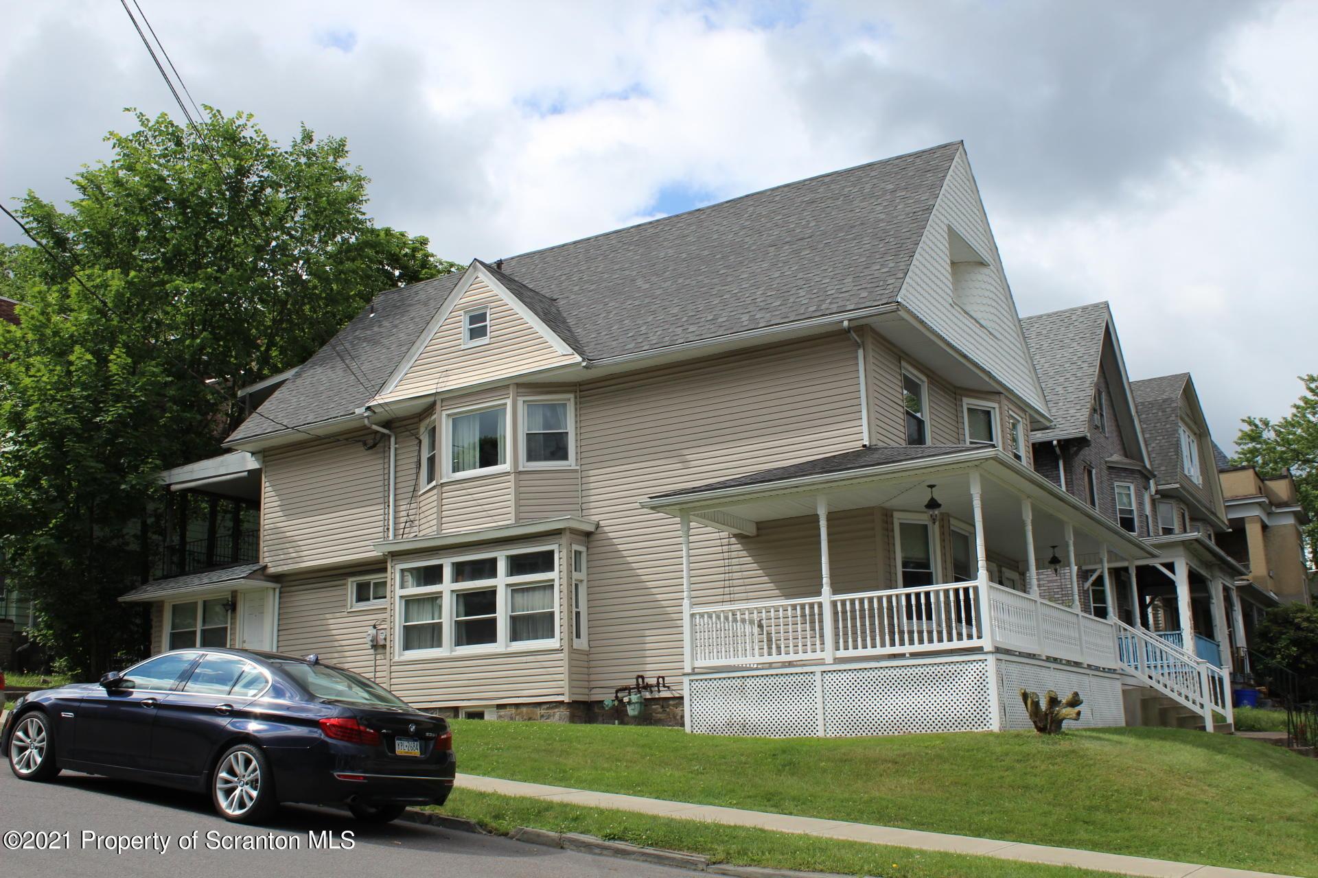846 Monroe Ave, Scranton, Pennsylvania 18510, ,Multi-Family,For Sale,Monroe,21-2484