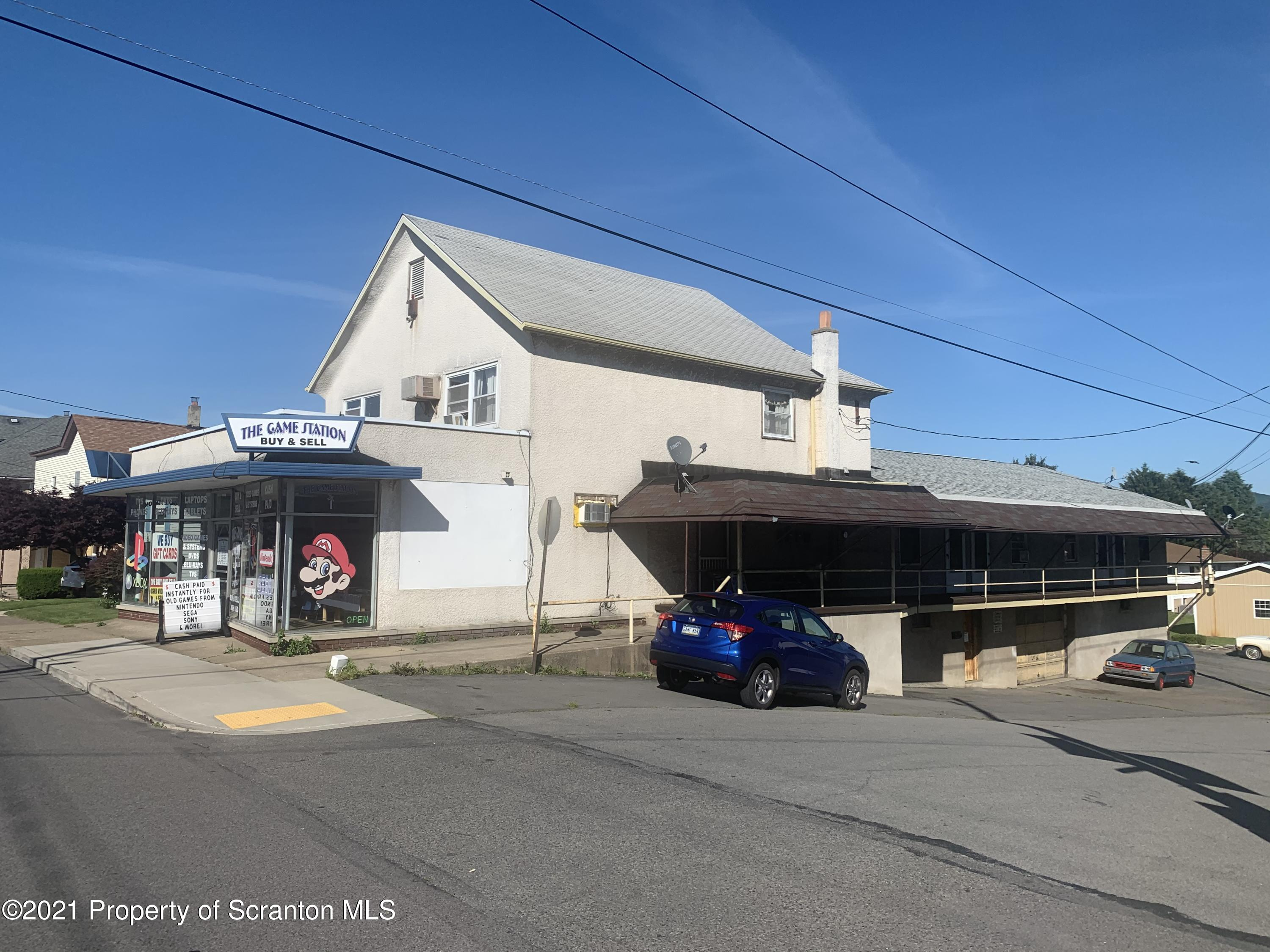 542 Main St, Old Forge, Pennsylvania 18518, ,6 BathroomsBathrooms,Commercial,For Sale,Main,21-2480