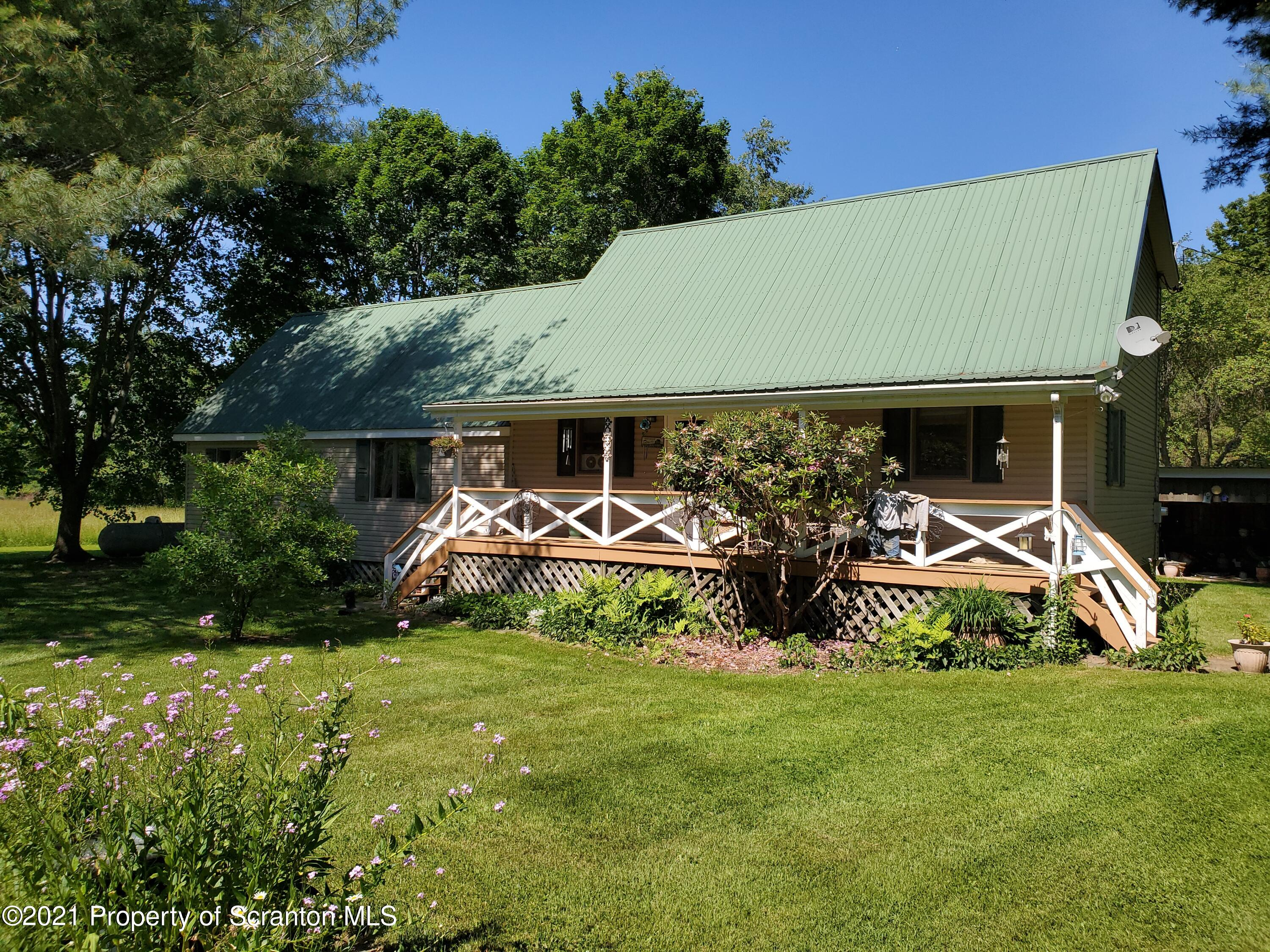 1280 Mitchell Road, Montrose, Pennsylvania 18801, 3 Bedrooms Bedrooms, 7 Rooms Rooms,2 BathroomsBathrooms,Single Family,For Sale,Mitchell Road,21-2531