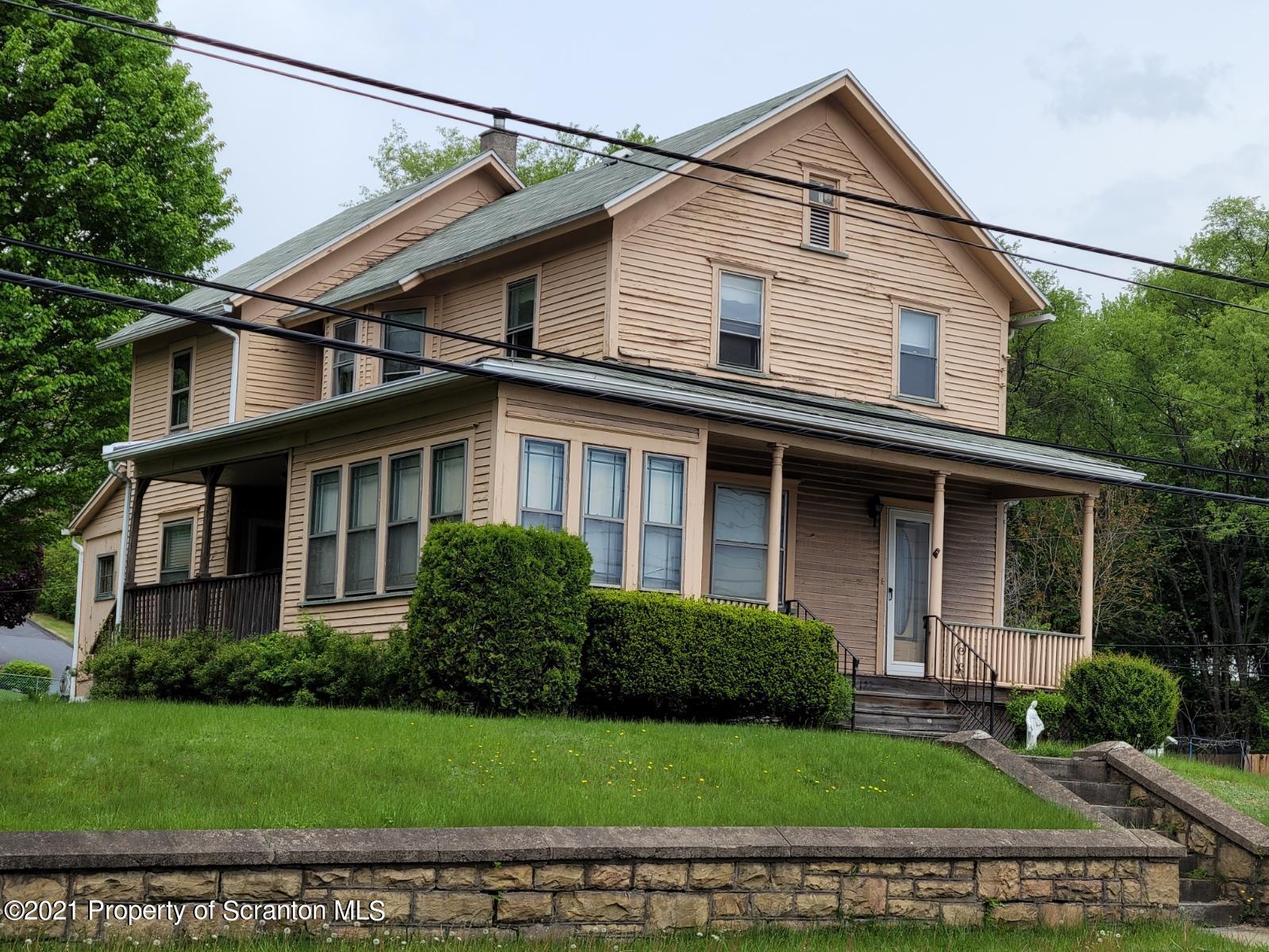 127 Keyser Ave, Scranton, Pennsylvania 18504, ,Multi-Family,For Sale,Keyser,21-2544