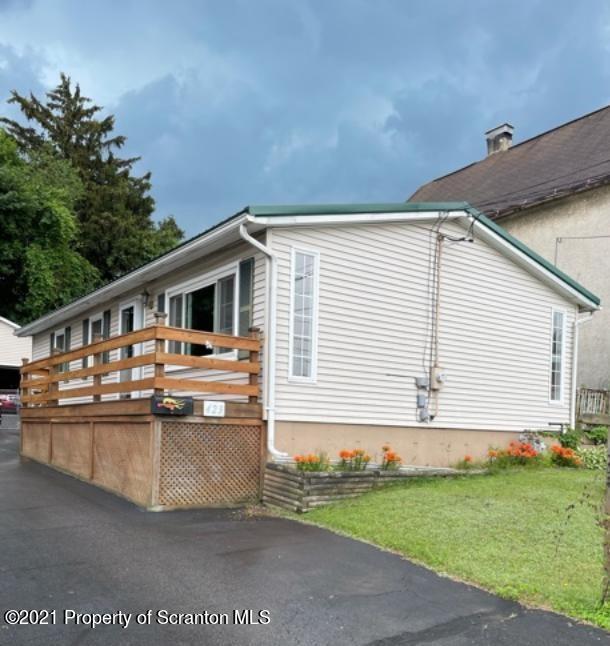423 16th Ave, Scranton, Pennsylvania 18504, 4 Bedrooms Bedrooms, 8 Rooms Rooms,2 BathroomsBathrooms,Single Family,For Sale,16th,21-2550