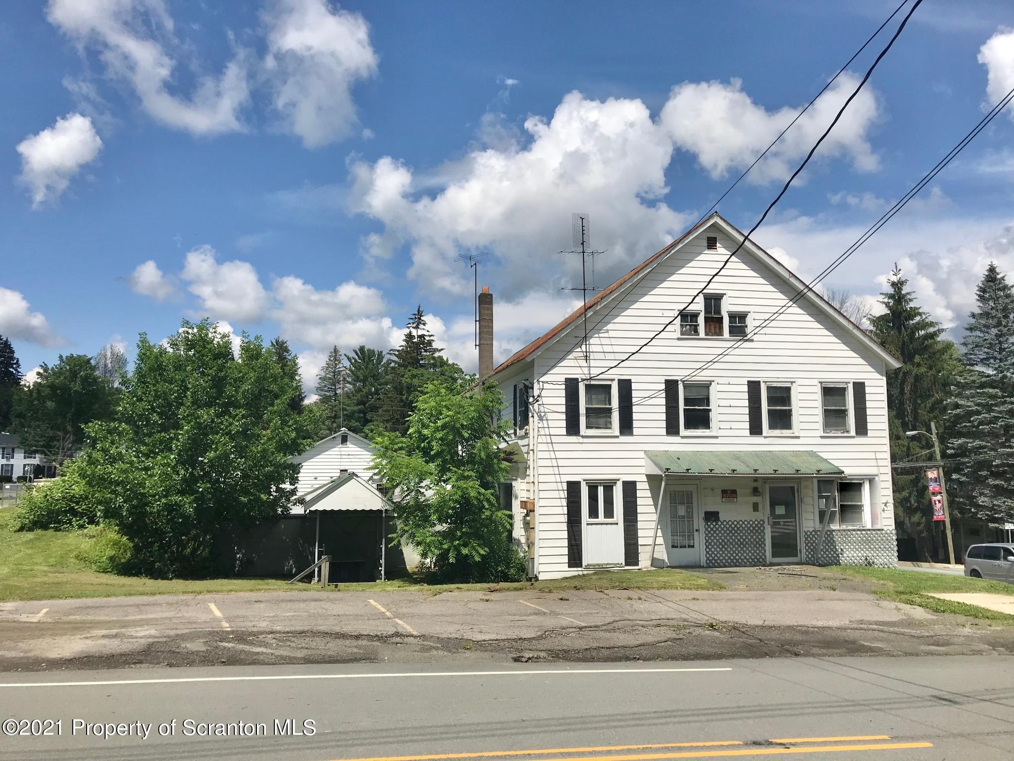 25 Grow Avenue, Montrose, Pennsylvania 18801, ,Commercial,For Sale,Grow Avenue,21-2943