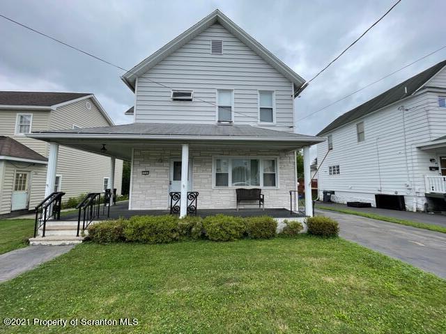 518 Jefferson Ave, Jermyn, Pennsylvania 18433, 3 Bedrooms Bedrooms, 8 Rooms Rooms,2 BathroomsBathrooms,Single Family,For Sale,Jefferson,21-2986