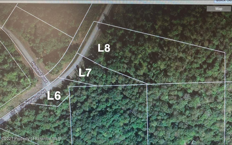L6 Summit Woods Rd, Roaring Brook Twp, Pennsylvania 18444, ,Land,For Sale,Summit Woods,21-3158