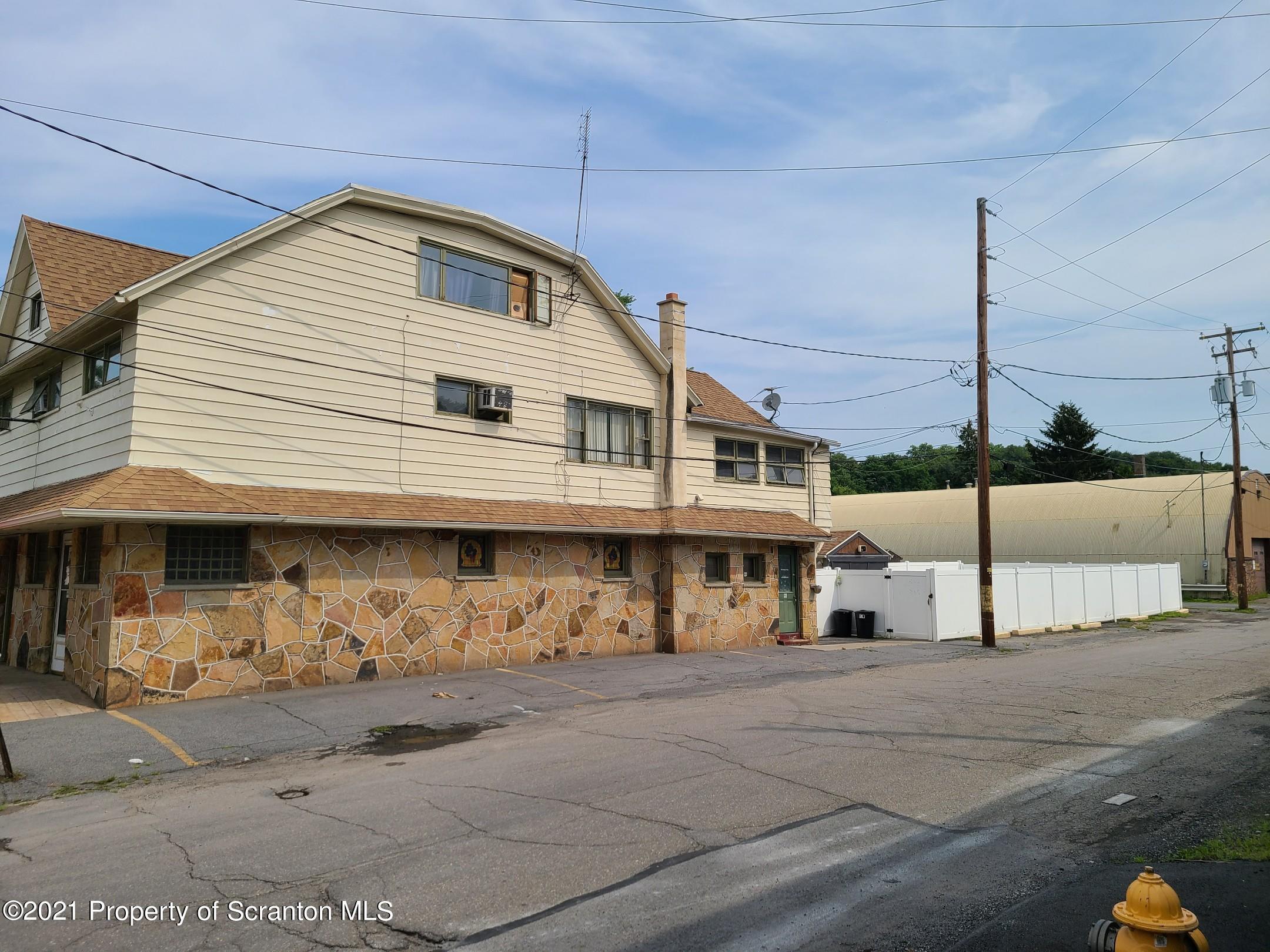 217-219 Market St, Scranton, Pennsylvania 18509, ,2 BathroomsBathrooms,Commercial,For Sale,Market,21-3189