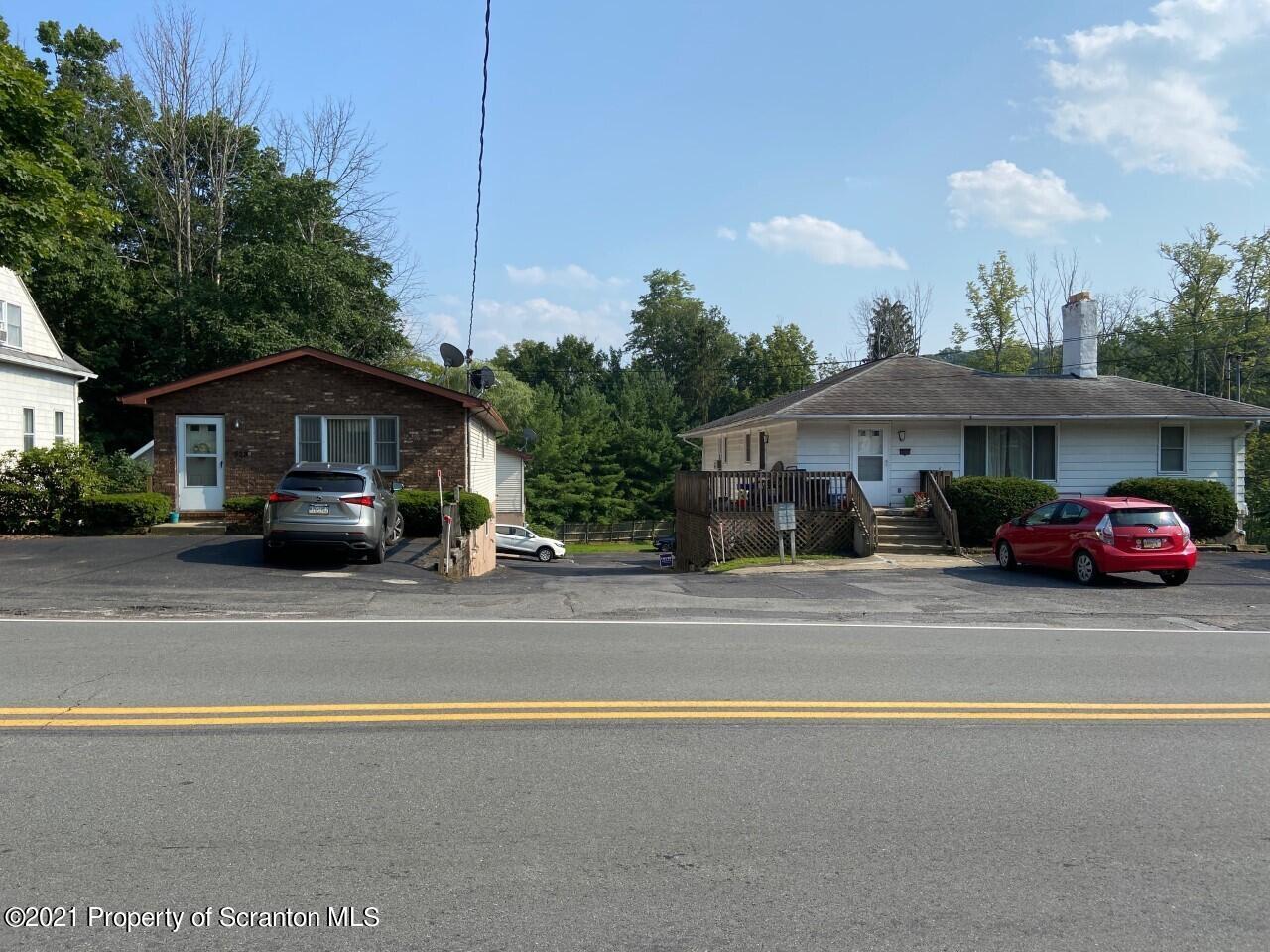 525 Winola Rd., Clarks Summit, Pennsylvania 18411, ,Multi-Family,For Sale,Winola,21-3286
