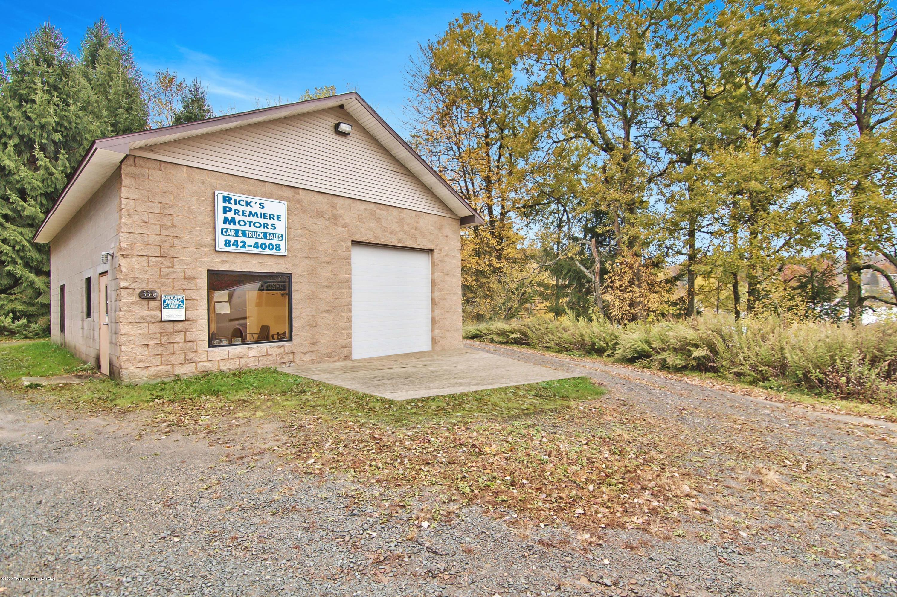 334 S MAIN STREET, Moscow, Pennsylvania 18444, ,Commercial,For Sale,S MAIN,21-3299