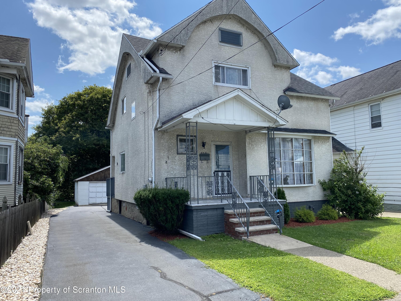 554 Morgan St, Dickson City, Pennsylvania 18519, 3 Bedrooms Bedrooms, 6 Rooms Rooms,2 BathroomsBathrooms,Single Family,For Sale,Morgan,21-3383