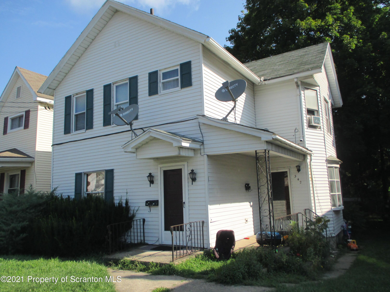 342 Putnam St, Scranton, Pennsylvania 18508, ,Multi-Family,For Sale,Putnam,21-3414