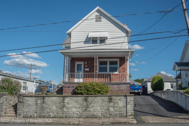 160 Elizabeth St., Pittston, Pennsylvania 18640, 2 Bedrooms Bedrooms, 6 Rooms Rooms,2 BathroomsBathrooms,Single Family,For Sale,Elizabeth,21-3481