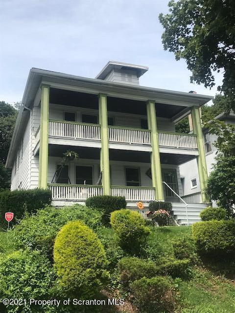 631-633 Irving Ave, Scranton, Pennsylvania 18510, ,Multi-Family,For Sale,Irving,21-3423