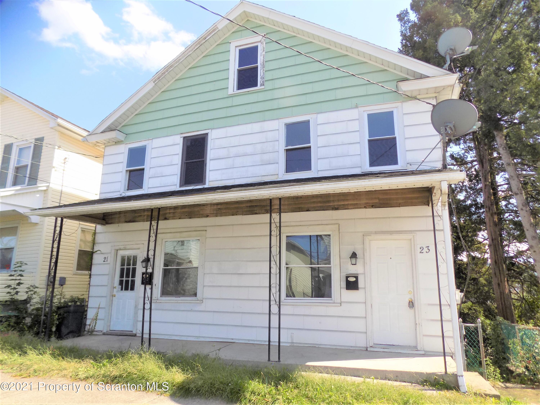 21 Noble St, Nanticoke City, Pennsylvania 18634, 2 Bedrooms Bedrooms, 4 Rooms Rooms,1 BathroomBathrooms,Rental,For Lease,Noble,21-4255