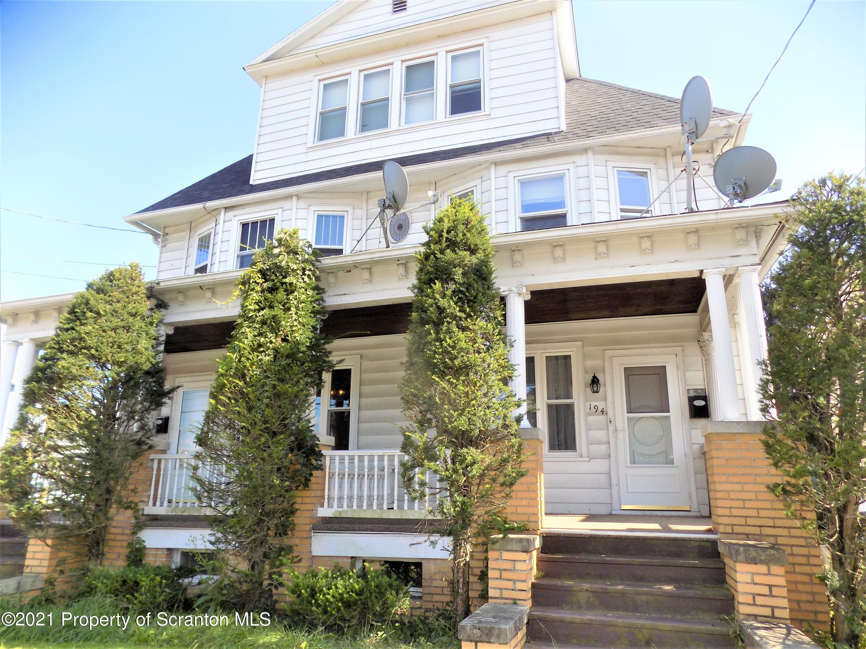 194 Lyndwood Ave, Hanover Twp, Pennsylvania 18706, 3 Bedrooms Bedrooms, 6 Rooms Rooms,1 BathroomBathrooms,Rental,For Lease,Lyndwood,21-4257