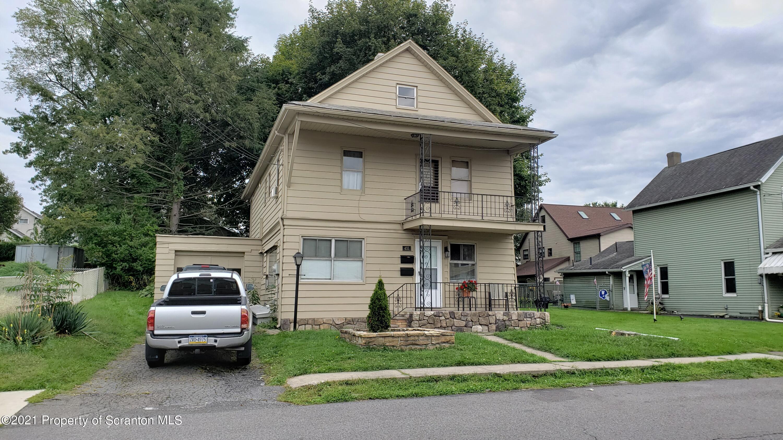 431 16th Avenue, Scranton, Pennsylvania 18504, ,Multi-Family,For Sale,16th,21-4348