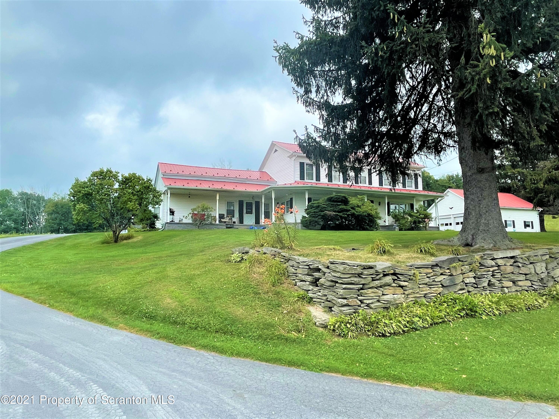 1815 Vandermark Road, Montrose, Pennsylvania 18801, 4 Bedrooms Bedrooms, 8 Rooms Rooms,2 BathroomsBathrooms,Single Family,For Sale,Vandermark Road,21-4421