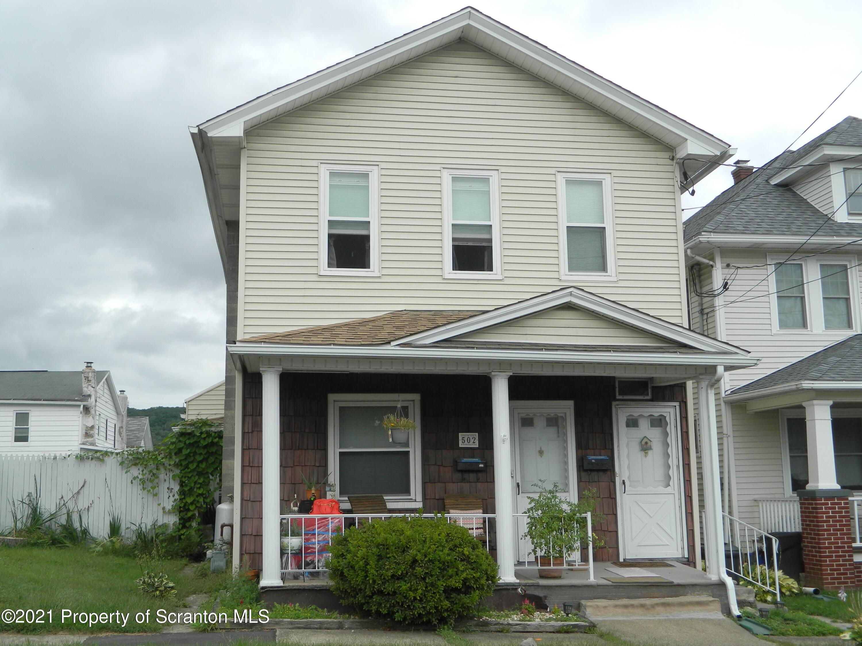 502 Delaware Ave, Olyphant, Pennsylvania 18447, ,Multi-Family,For Sale,Delaware Ave,21-4420