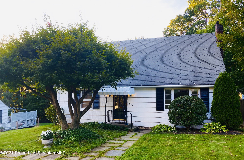 505 Highland Ave, Clarks Summit, Pennsylvania 18411, 3 Bedrooms Bedrooms, 6 Rooms Rooms,2 BathroomsBathrooms,Single Family,For Sale,Highland,21-4425