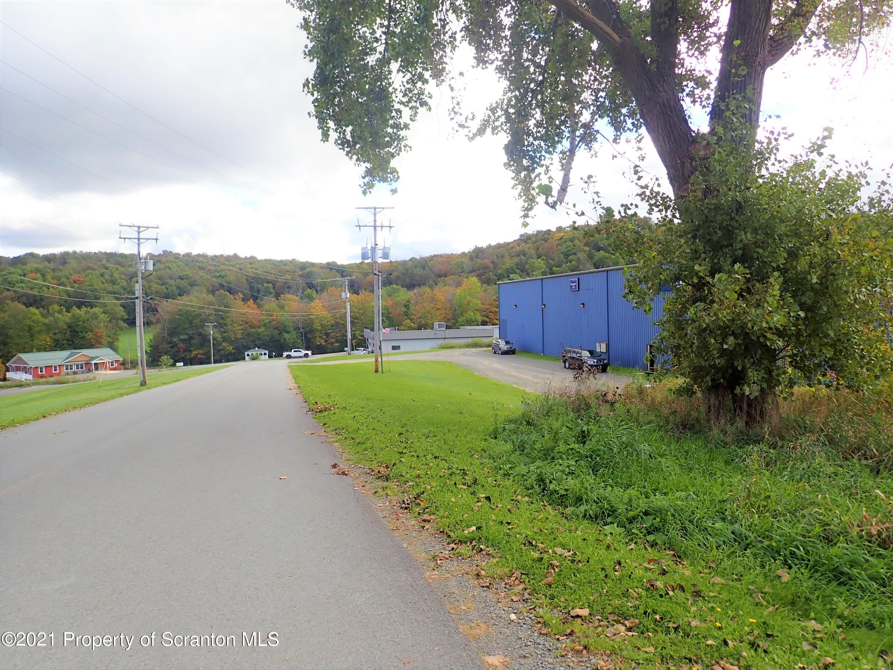 Township road access