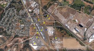 Terreno por un Venta en I-5 & LOCUST- DESCHUTES Anderson, California 96007 Estados Unidos