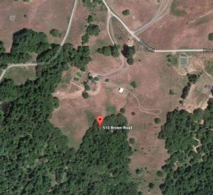 Single Family Home for Sale at 510 BROWN Road Myers Flat, California 95554 United States