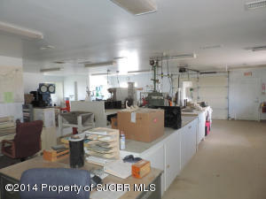 Building 2 lab area