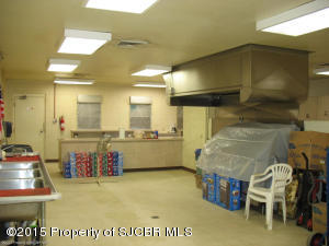 Concession Stand Kitchen
