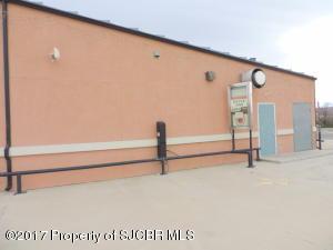 N side of Building