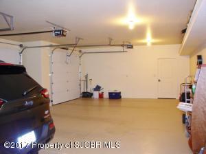 Garage w/ storage
