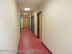 21 - Hallway to Offices
