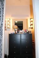 2 Bedroom House Closet