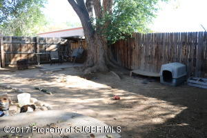 Unit A Backyard 1