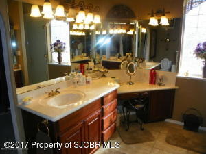 Master bath wife side