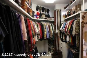 Master suite closet 2