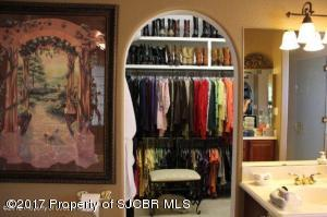 master suite closet entrance
