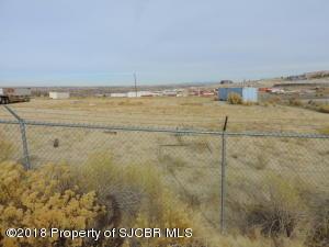 Fenced Yard on NW Side
