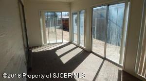 sun room / porch