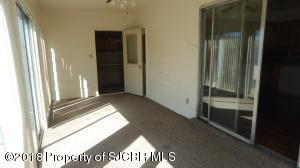 sun room / built in porch