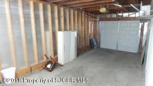 1 car garage