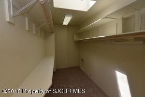 Closet with Sky Light
