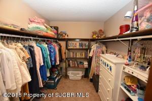 Closet in Bedrooms